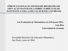 Alfabetización Matemática