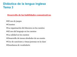 Tema 3_español_early teaching