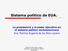 Ejecutivo-historia. - Estados-Unidos-FES
