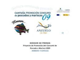 y Dossier Prensa Campaña Anmape-Cepesca