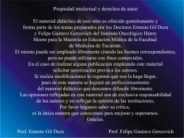 Taller de bioética - Instituto Oncológico Henry Moore