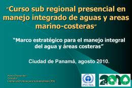 1_Marco estratégico para el manejo integral del agua y áreas