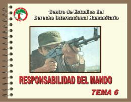 tema6 - Centro de Estudios del Derecho Internacional