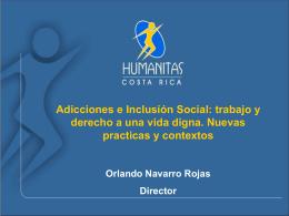 Presentación Costa Rica - Pastoral Nacional de Alcoholismo y