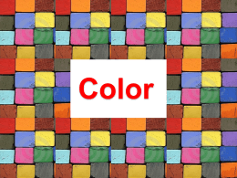 Color - TCOLOR-GA2011-2