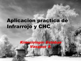 practico infrarrojo y CHC