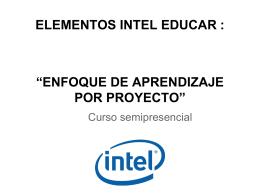 1 Presentación-Intel Elementos