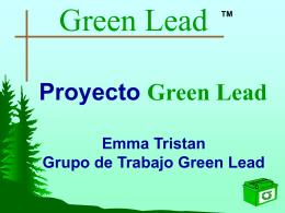 Iniciativa Green Lead