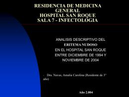 Presentación de PowerPoint - Ministerio de Salud Jujuy