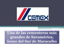 Una de las cementeras más grandes de Suramérica, ícono del Sur