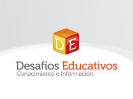 de la tecnología - Desafios Educativos