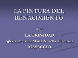 trinidad masaccio - Gobierno de Canarias