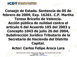 09-09-17. Presentación ICA en Fiducia