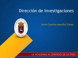 Presentación institucional Universidad de Pamplona