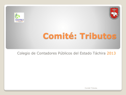 Conversatorio 16092013 Manual Tributario