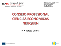 Verif-Fiscalizacion - Consejo Profesional de Ciencias Economicas