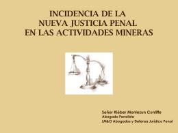 9-Presentación Reforma Procesal Penal y