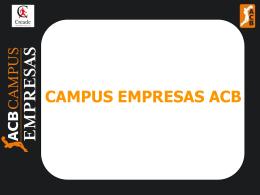 campus empresas acb