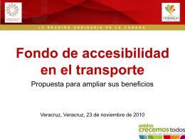 propuesta del Gobernador Jorge Herrera Caldera