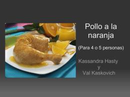 Pollo_a_la_naranja - Practicum Primavera 2010