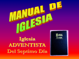 El Manual de Iglesia