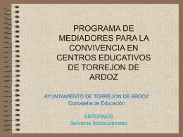 presentacion ARJE
