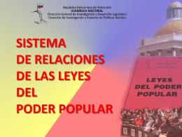 consejo comunal - Plan Especial de Formación Docente OPSU
