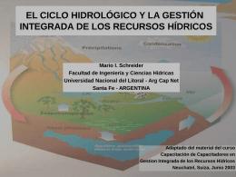 CICLO_HIDROLOGICO_Y_GIRH - Cap-Net