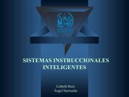 sistemas instruccionales inteligentes