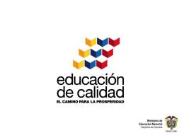 Evaluacion de Docentes - Secretaria de educación del Meta