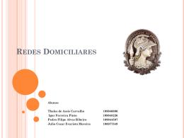 Redes Domiciliares