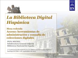Biblioteca Digital Hispánica - Biblioteca Nacional de España