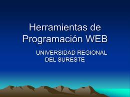 Sesión1 - Universidad Tecnológica de la Mixteca