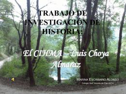 El Cihma - Ezagutu Barakaldo