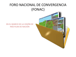 Nueva Presentacion 12 centro (FONAC)