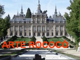 ARTE ROCOCÓ 15-01-09 - geografiasegundobachillerato