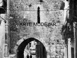 EL ARTE MUDÉJAR. - COMENIUS maristas Jaén