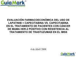 Costos - GuiaMark