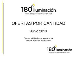 Precio - 180gradosiluminacion.com