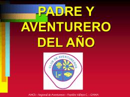 06 Padre y aventurero