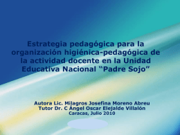 estrat.pedag.org.hig.pedagogica