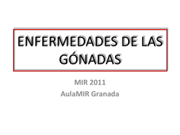 GONADAS 97-03 - Aula-MIR