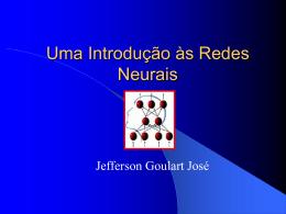 Introdução às Redes Neurais