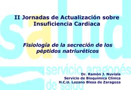 Dr. Ramón Nuviala Mateo - Jornadas de Actualizacion Insuficiencia