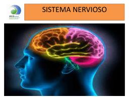 SISTEMA NERVIOSO CENTRAL(1)
