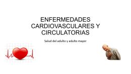 3. Alteraciones Cardiovasculares