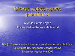 Problemas geométricos: Una visión sintética y analítica