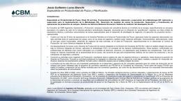 CV Jesus Luces 01302012