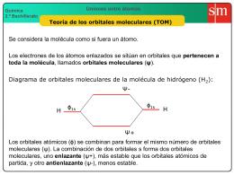 1 a 5 enlace covalente y Teoría RPECV
