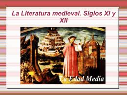 Edad Media. El Cid